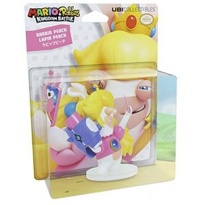 Ubisoft Mario + The Lapins Cretins Kingdom Battle Lapin Peach