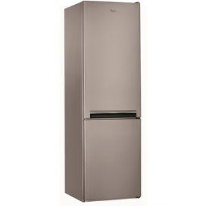 Whirlpool Réfrigérateur congélateur en bas BLFV9101OX