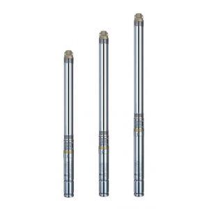 """Omni Pompe immergée 3"""" pour puits 3T/32 750W 400V - câble 40m"""