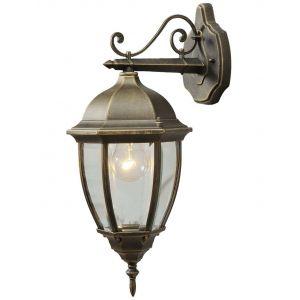"""MW-Light Applique Extérieur """"Burton I"""" 26cm Noir """""""