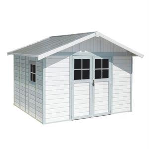 Grosfillex Déco 11 - Abri de jardin en PVC 11,20 m2
