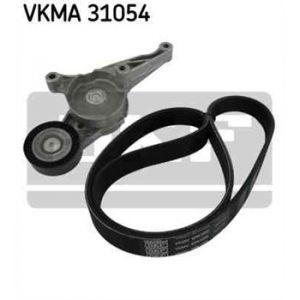 SKF Kit de courroies d'accessoires VKMA31054