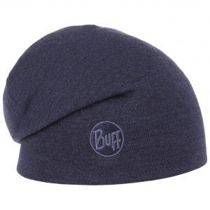 Buff Heavy Merino Wool Hat One Size Bonnets