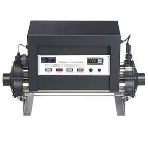 Vulcan V100-30 - Réchauffeur électrique 30 kw triphasé digital