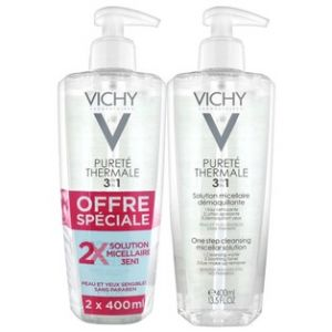 Vichy Pureté thermale - Solution micellaire démaquillante
