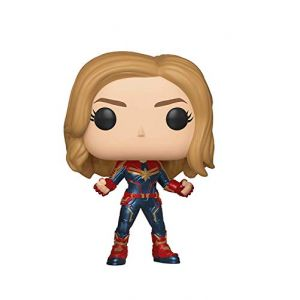 Funko Pop Marvel-Figurine Captain Marvel