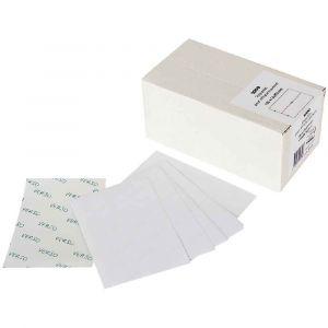 Produit neutre Boîte de 1000 étiquettes d'affranchissement 2 front format 140X45 mm.