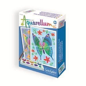 Sentosphère Aquarellum Mini : Papillons