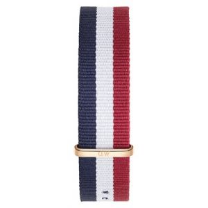 Daniel Wellington 0303DW - Bracelet de montre Cambridge pour homme