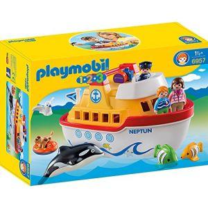 Playmobil 6957 - 1.2.3. Mon bateau à emporter