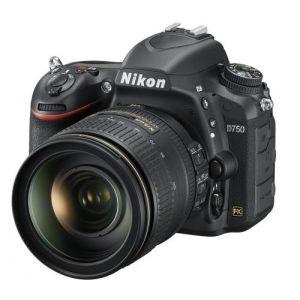 Nikon D750 (avec objectif 24-120mm)