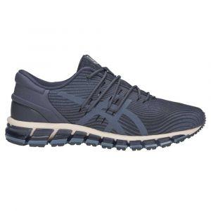 Asics Chaussures running Gel Quantum 360 4 - Tarmac / Steel Blue - Taille EU 48