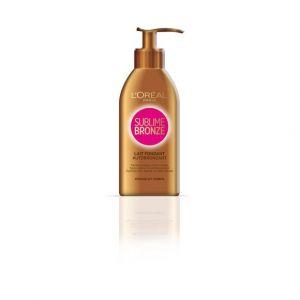L'Oréal Sublime Bronze - Lait Fondant autobronzant 150 ml