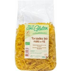 Ma vie sans gluten Torsades Maïs et Riz