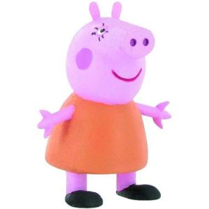 Yolanda Mini figurine Peppa Pig : Mummy Pig