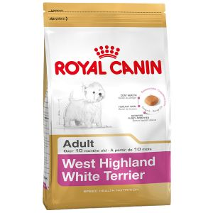 Royal Canin West Highland White Terrier Adult - Sac 500 g (Mini breed)