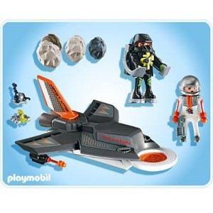 Playmobil 4877 - Jet de détection des agents secrets