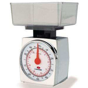 Lacor 61702 - Balance de cuisine mécanique 1kg
