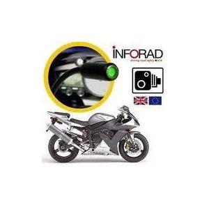 Inforad GPS avertisseur radar moto