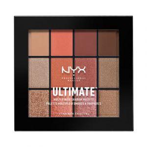 NYX Cosmetics Palette d'ombres à paupières Ultimate