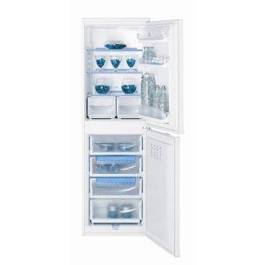 Indesit CAA 55 - Réfrigérateur combiné