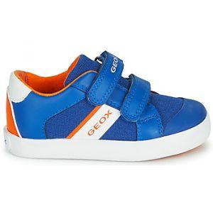 Geox Baskets Garçon Bleu GISLI