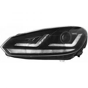 Osram Projecteur complet LED, xenon (lampe à décharge de gaz) Auto LEDriving Golf VI XENARC Black Edition 1 paire