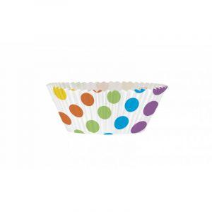 Kit 24 cupcakes Rainbow II