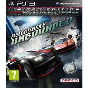 Ridge Racer Unbounded [PS3]