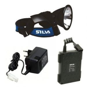 Silva Lampe frontale 478 + Chargeur + Batterie 9.0Ah