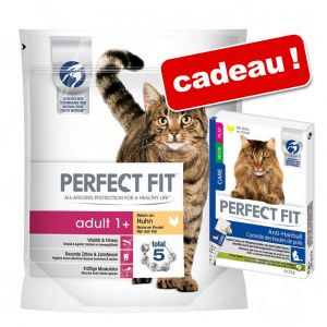 Perfect fit Adult 1+ Riche en saumon pour chat - 1,4 kg