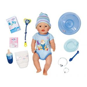 Zapf Creation Baby born interactive New garçon