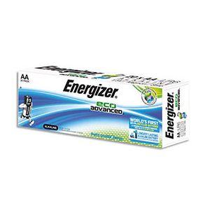 Energizer 20 Piles AA LR06 EcoAdvanced