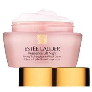 Estée Lauder Resilience Lift Night - Crème nuit galbe/fermeté visage et cou