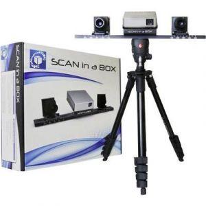 Scaninabox Scanner 3D optique