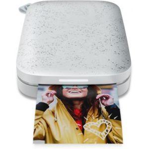 HP Imprimante photo portable Sprocket 200 blanche