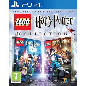 Bros. Lego Harry Potter 1–7Collection PS4 [PS4]