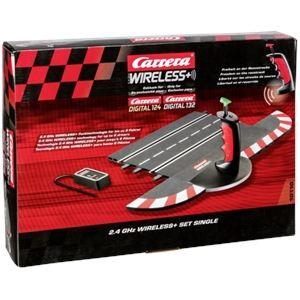 Carrera Toys 10110 - Wireless+ Set Single manette sans fil pour circuit Digital 124 et 132