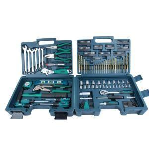 Brüder Mannesmann M29086 - Coffret de 176 outils à main de percage vissage