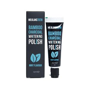Mr. Blanc Teeth Bamboo Charcoal Whitening Polish
