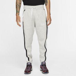 Nike Pantalon en tissu Fleece Air Homme - Gris - Taille M - Male