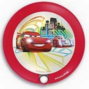 Philips 71765/32/16 - Veilleuse à détecteur Disney Cars