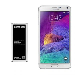 Samsung Eb-Bn910bbe - Batterie 3220 Mah pour Galaxy Note 4