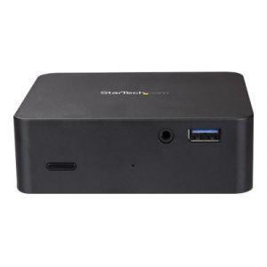StarTech.com Station d'accueil USB-C pour PC portable avec sortie HDMI 4K et Power Delivery 85W - Dock USB Type-C pour ordinateur portable - station d'accueil - HDMI