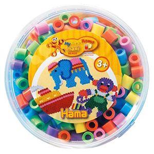 Hama Pot de 600 perles à repasser