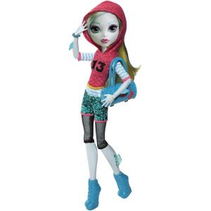 Mattel Monster High Lagoona Signature