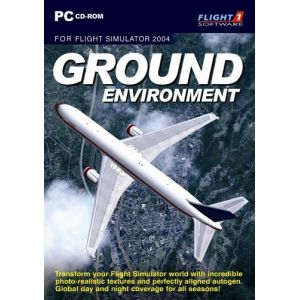 Flight Simulator 2004 : Ground Environment [PC]