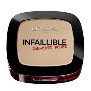 Image de L'Oréal Infaillible 24H-Matt Puder