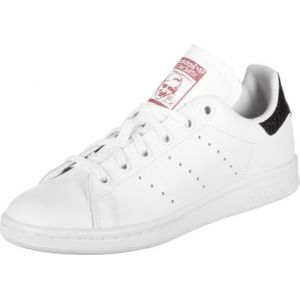 Adidas Stan Smith Snake Blanche Et Marron Baskets/Tennis Enfant