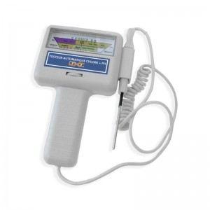 Linxor Testeur de chlore et de pH pour eau de piscine et spa